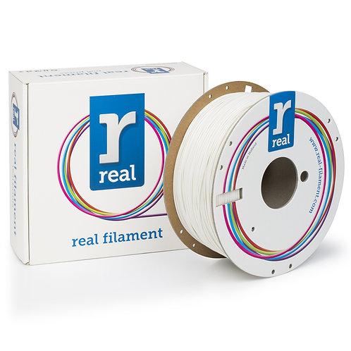 White Real Flex PLA 1.75mm 1Kg