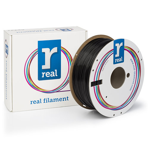 Black PLA 1.75mm 1Kg