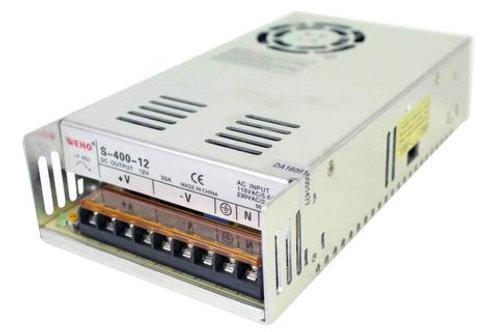 E3D 400W Power Supply