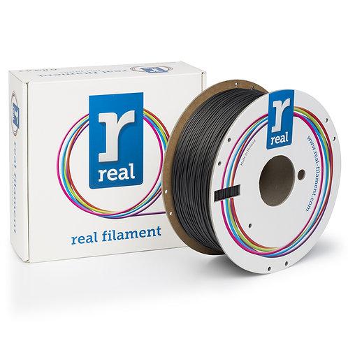 Black Real Flex PLA 1.75mm 1Kg