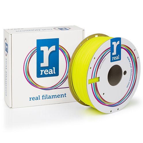 Yellow PLA 1.75mm 1Kg