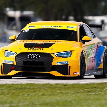 What It's Like to Drive a TCR Audi