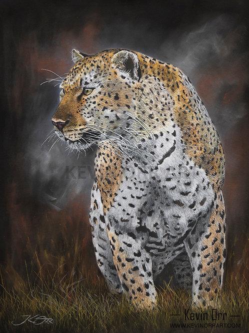 Leopard - Original Painting