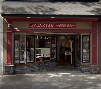 Evearts Jewelers Store Front Haddonfield