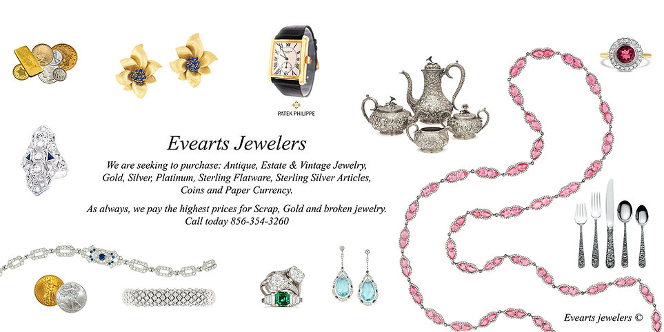 Evearts Jewelers Haddonfield New Jersey