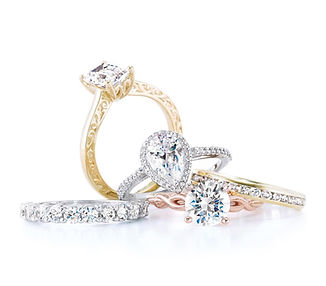 EVEARTS JEWELERS latest design engagemen rings