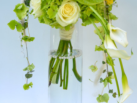 Orchid Alley enters Bouquet Tales competition in conjunction with Fusion Flowers magazine