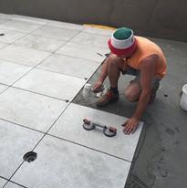 BG Italia Pool Tiling