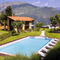 BG Italia Pool construction with pvc liner