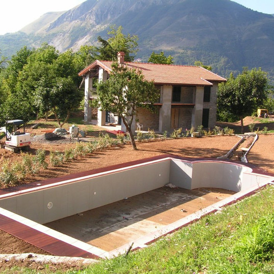 BG Italia Pool Construction