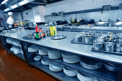Cozinha Industrial
