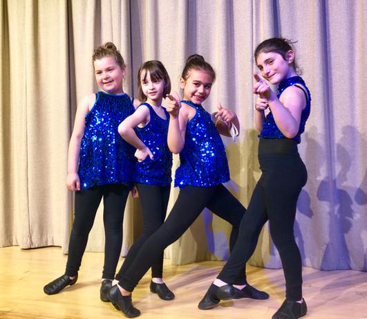 AEA Children Dance Troupe