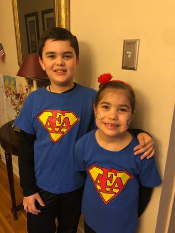 AEA Children siblings