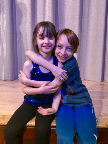 AEA Children Siblings Dance Troupe