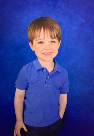 AEA Child Smiling School Photo