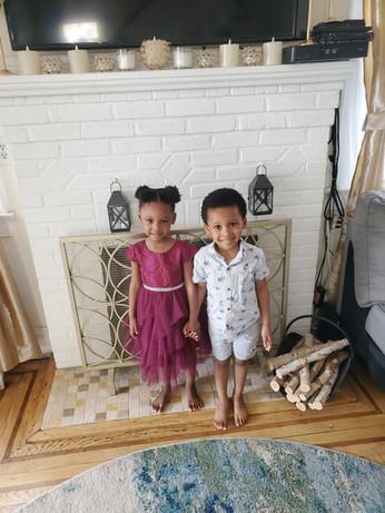 AEA Children Siblings Photo