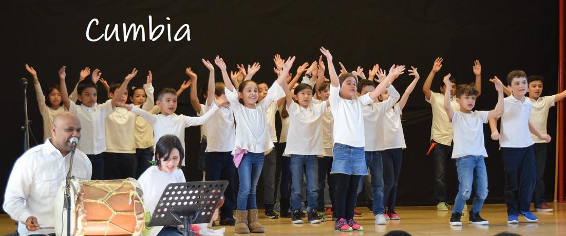 AEA Children Cumbia