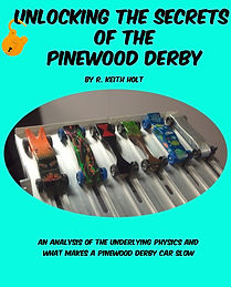 Unlocking the Secrets of the Pinewood Derby