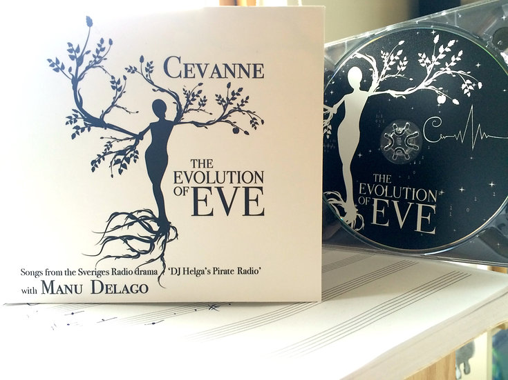 The Evolution of Eve EP