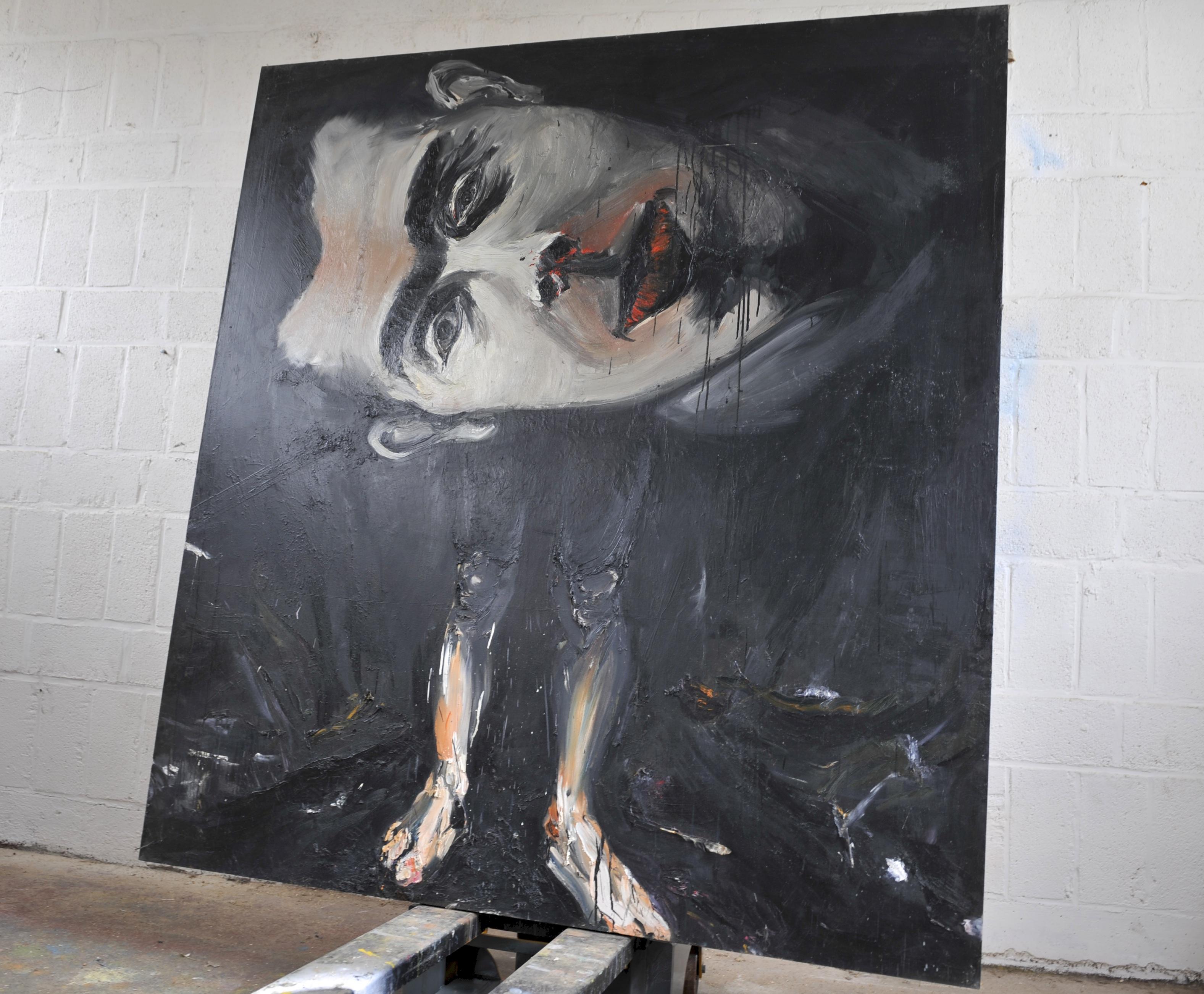 """""""autoportrait en pied"""""""