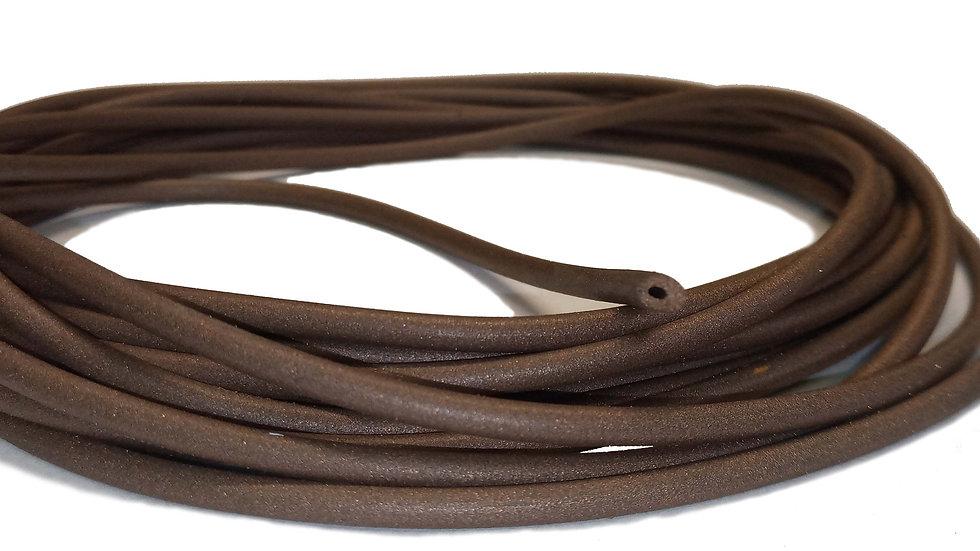 Жгут О-о 3,0 мм (полый) силиконовый электропроводный