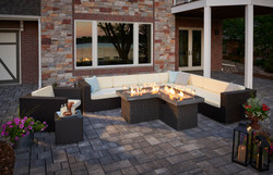 Gas Fire Pit table minneapolis