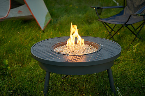 Renegade Round Fire Pit Table