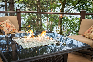 Gas Fire Pits & Fire Pit Tables