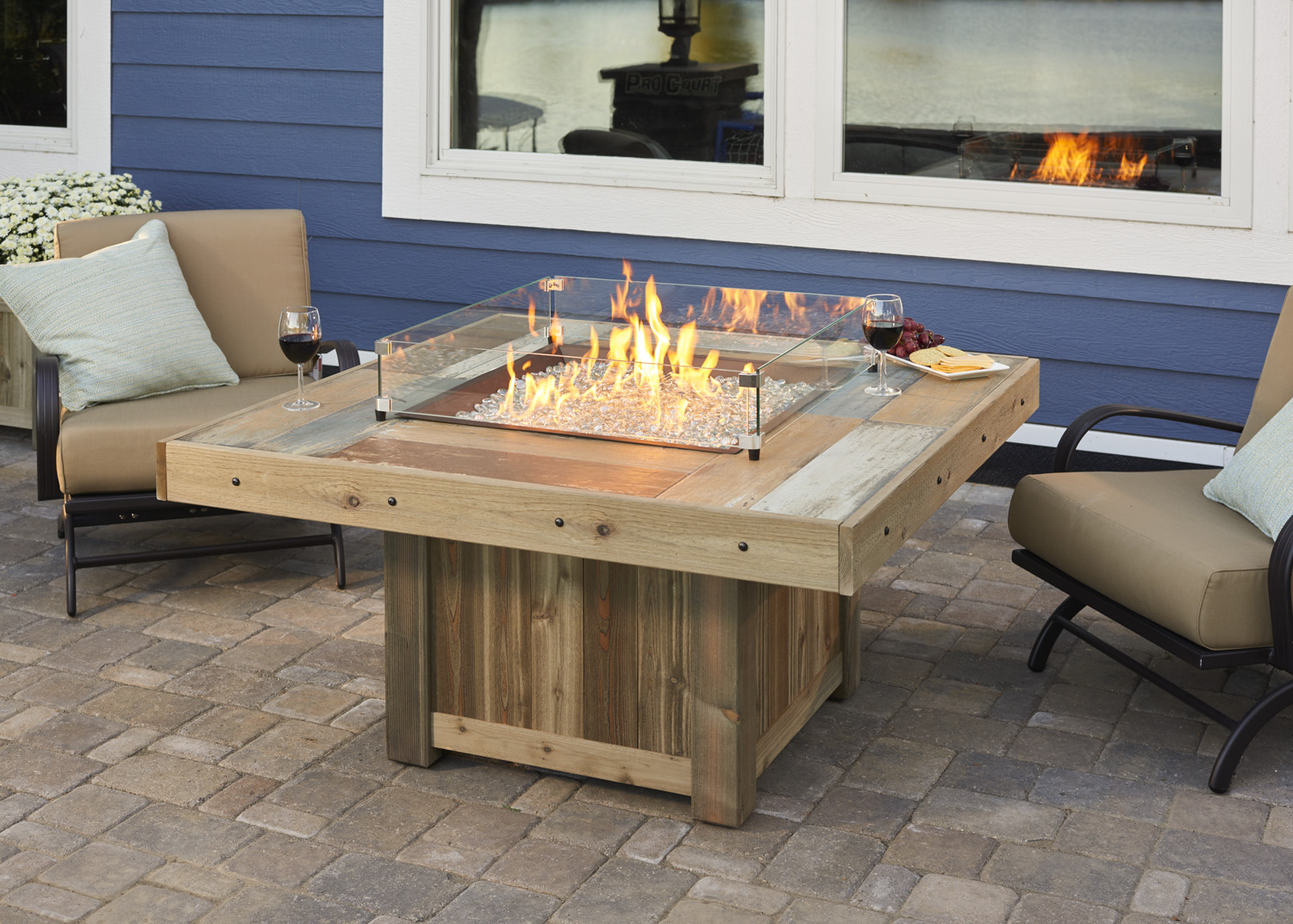 Fire Pit Table Minnesota