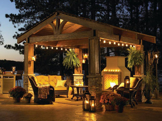 4 Steps to Build the Perfect Outdoor Room