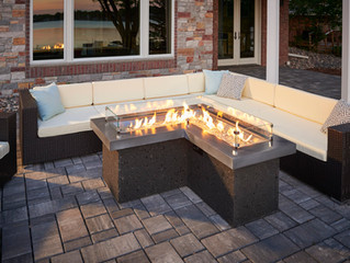 Gas Fire Pit vs. Wood Fire Pit; Top Reasons to Choose Gas