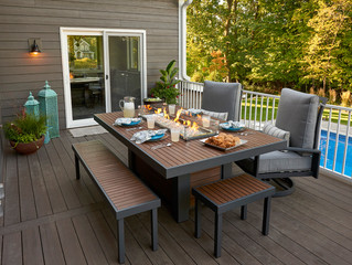 New Product Alert! Kenwood Dining Table