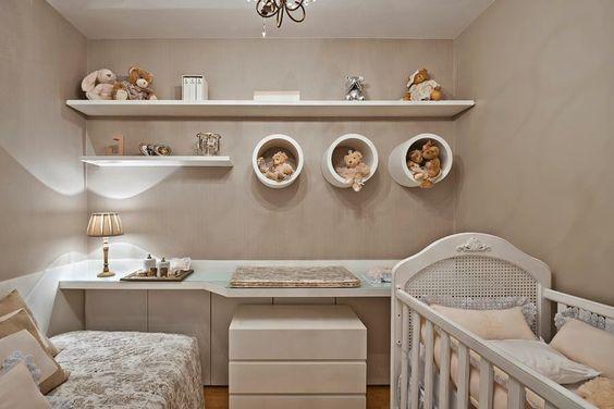 Decoração de Quarto de Bebê- Blog Project Studio Arquitetura