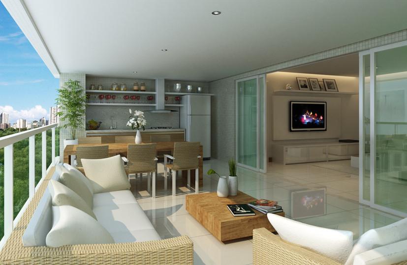 Varanda Gourmet - Blog Project Studio Arquitetura