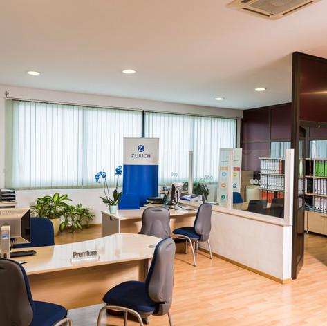 Seguros Zurich Oficina Tenerife Agencia TVT Seguros