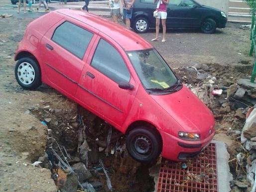 Temporal deja más de 15 millones en daños en Tenerife