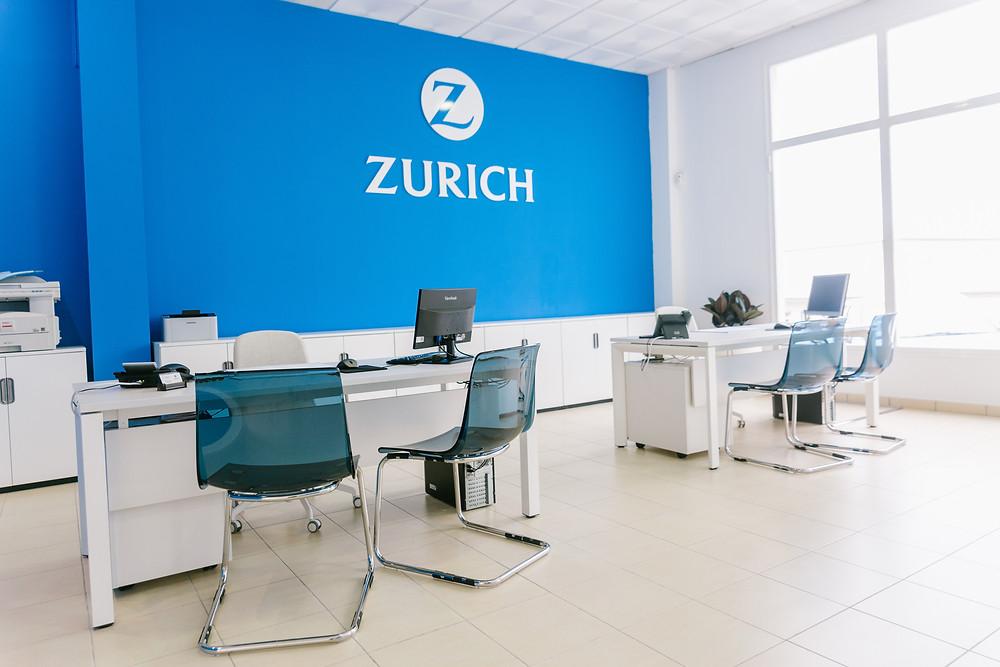 Die Zurich Versicherung eröffnet ein modernes neues Büro in El Paso  La Palma Spanien  deutsch versicherungsagentur
