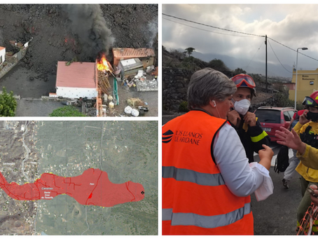 INFORMATION ABOUT VOLCANIC ERUPTIONS ON THE ISLAND OF LA PALMA - INSURANCE COMPENSATION CONSORTIUM