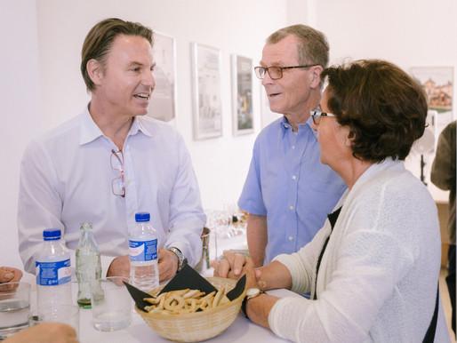 Die Zurich Versicherung eröffnet ein modernes neues Büro in El Paso - mit Eröffnungsfeier Photos