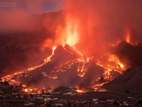 Volcano eruption in La Palma: What do insurance policies cover?