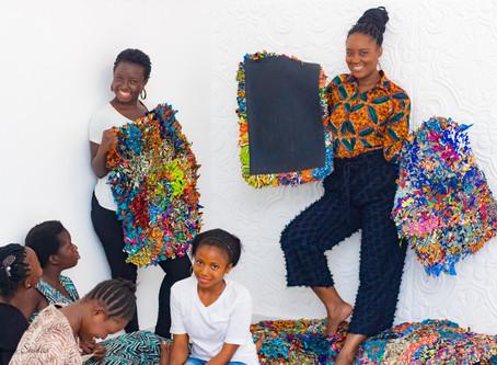 Madam Wokie Arts and Craft Project: Carpet making at Madam Wokie