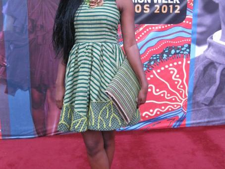 ARISE FASHION WEEK 2012 RED CARPET