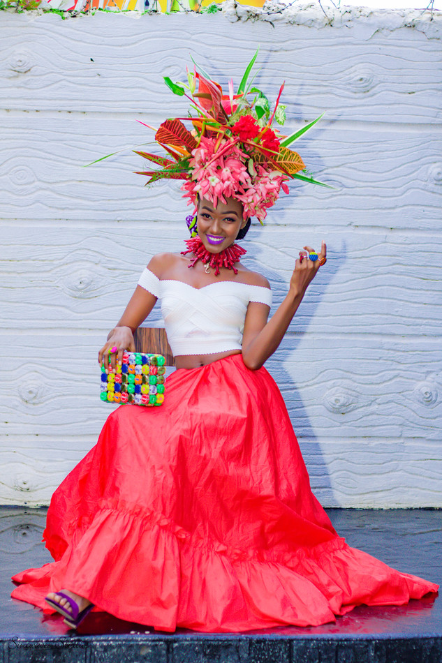 Madam Wokie S/S 2018