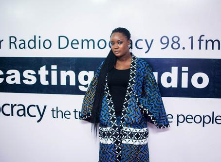 Maryann Kaikai interview with Radio Democracy 98.1