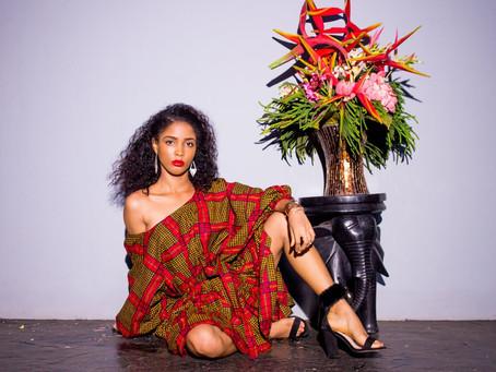Madam Wokie for Inamunai S/S 2018