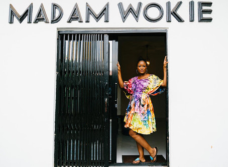 January 2018 MADAM WOKIE ON THE FINNISH BROADCASTING COMPANY PROGRAMME WORLD POLITICS EVERYDAY