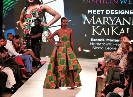 RUNWAY: MADAM WOKIE AT BAHAMAS FASHION WEEK 2017