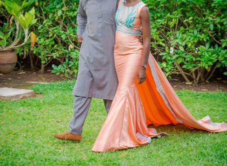 Madam Wokie 2017 Bride: Patricia Musa