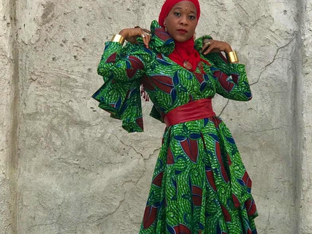 Couture meets Modest fashion
