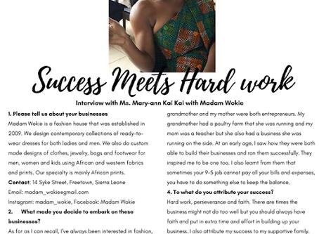 INTERVIEW WITH AFRICA'S MONEYPRENEUR